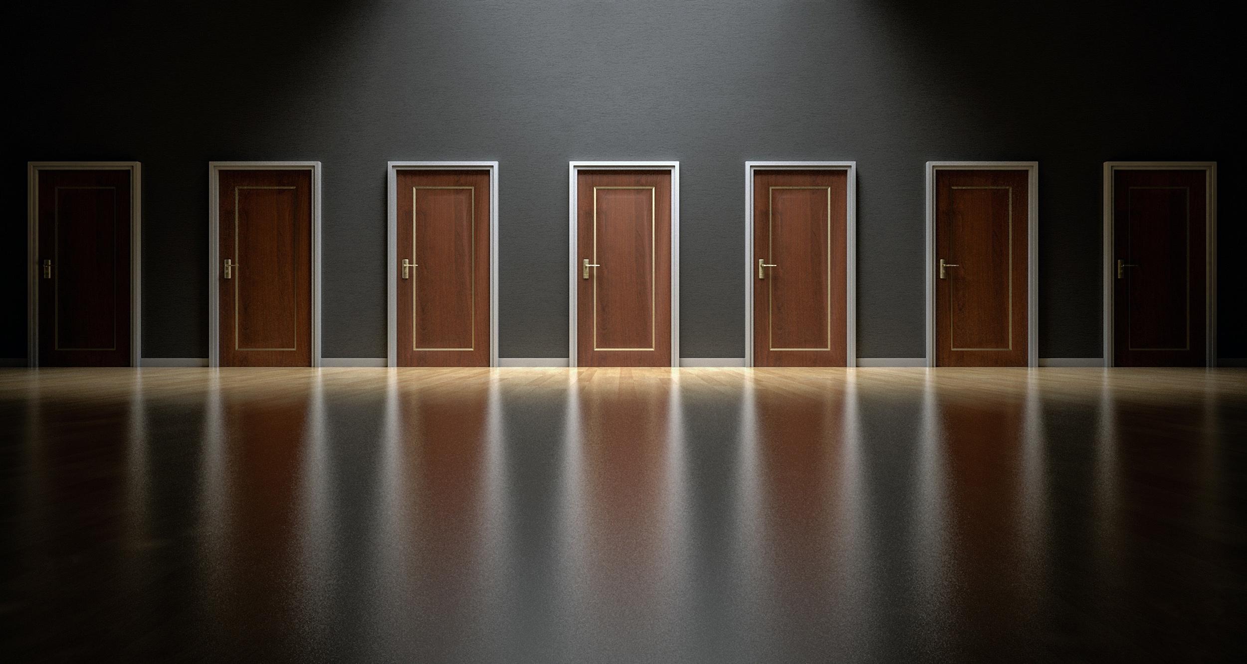 Especialistas en puertas